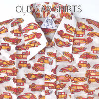 【used約120-130cm】old car shirts