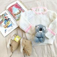 JurianKinder *pink line knit【jk115】