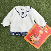 *JuRianKinder*strawberry baby knit