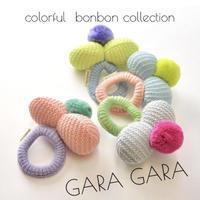 colorful BON BON collection ベビーリフトガラガラ♪