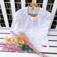JurianKinder *white blouse【jk165】