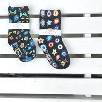 【12-16cm】print socks