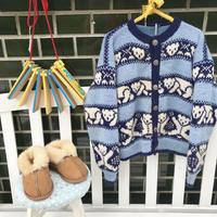 JurianKinder *bear knit【jk50】