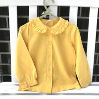 JurianKinder *yellow blouse【jk155】
