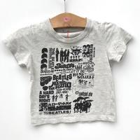 【used80-90cm】ビートルズTシャツ