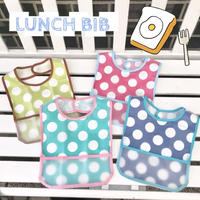 DOT LUNCH BIB