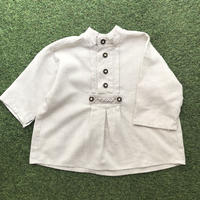 *JurianKinder*tack button blouse