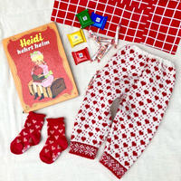 JurianKinder *Heart knit pants【jk16】