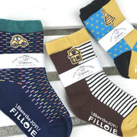 【12-16cm】patch socks