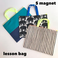 S magnet 【lesson bag】