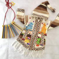 *JurianKinder mexican zip *【jk54】