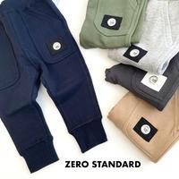 【80-100cm】ZERO STANDARD スウェットパンツ