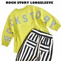【90-140㎝】ROCK STORY LONGSLEEVE