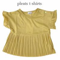 【90cm】pleats t-shirts