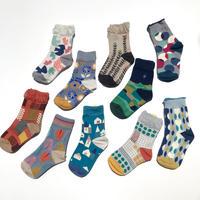 【18-21cm】柄socks