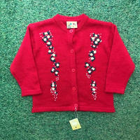 JurianKinder *red cardigan【jk51】