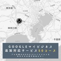Googleマイビジネス追加対応サービス50コース