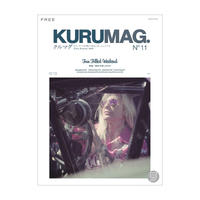 [BACK NUMBER]  KURUMAG. No.11