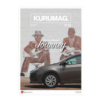 [BACK NUMBER] KURUMAG. No.20