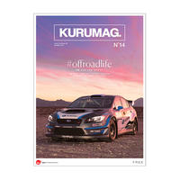 [BACK NUMBER] KURUMAG. No.14