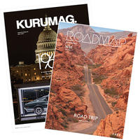 [セット] KURUMAG. No.23 + ROADMAP No.01