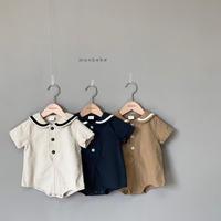 <即納>linen sailor suit(ナチュラルm,L)