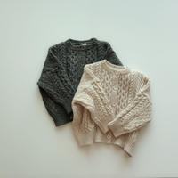 <即納>rachal knit cardigan(m)