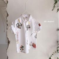<即納>encheu shirt(white s)