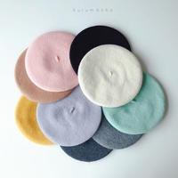 <即納>color beret