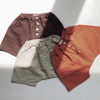 linen baggy short pants