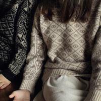 <即納>agatha knit pullover