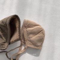 bebe pilot bonnet(reversible)