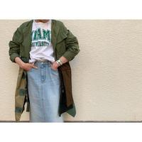 【御予約】ミリタリーリメイクジャケット