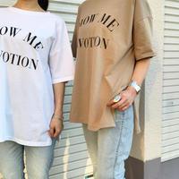 SHOW ME DEVOTION 2way Tシャツ