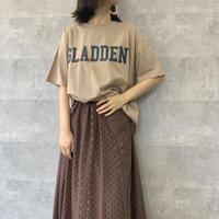 【7.3insta live限定】フロントロゴTシャツ