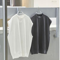 【御予約】Sleeveless Over Sweat