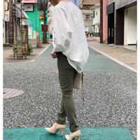 【御予約】3Dパンツ(オフホワイト/カーキ)
