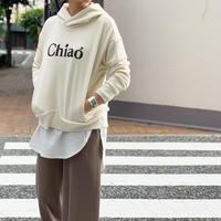 【御予約】Chiao print hoody