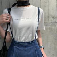 Bliliant プリントTシャツ