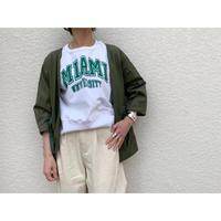【御予約】リメイクミリタリージャケット
