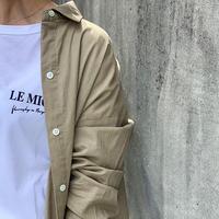 """""""LE MICA""""Tシャツ"""
