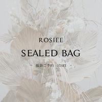 【御予約】ROSIEE HAPPY BAG