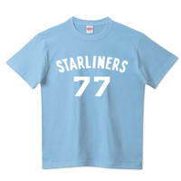 "Kvin. Playground ‎– ""STARLINERS '77"" Tee"