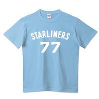"Kvin. Playground – ""STARLINERS '77"" Tee"