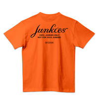 "orz design ‎– ""Junkies"" Tee"