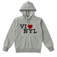 """orz design – """"I LOVE VINYL"""" Hoodie"""