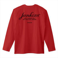 "orz design ‎– ""Junkies"" L/S Tee"