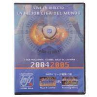 スペインフットサルリーグDVD2004-2005