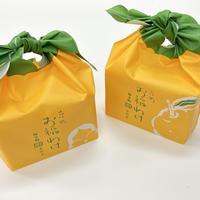 福々しい姿のおまんじゅう「京のお福わけ」3個入り 京都土産 縁起もの お進物に