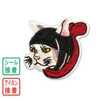 猫忍者 ワッペン